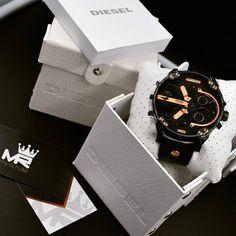 DIESEL DZ7350   @MyRich.de #diesel #dieselwatch #watch #style #dz7350 #uhr #trend #Life #chronograph #lifestyle #brand #luxus #juwelry #luxury #unisex #fashionblogger #timezone #special #leather #genuineleather #big #bigwatch #xxl #gun #black #rosé #rosegold #men #accessories