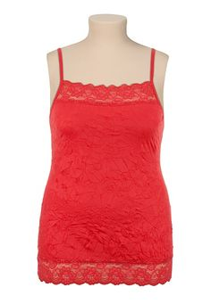 Crinkle Cami available at #Maurices