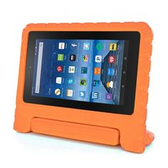 GBSELL New Kids Shock Proof EVA Handle Case Cover for Amazon Kindle Fire HD 7 2015 >>> A special product just for you. See it now! : Gift for Guys