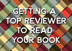 get a reviewer to read your book