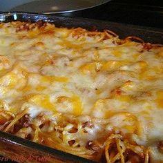 Spaghetti Pie Recipe - Key Ingredient