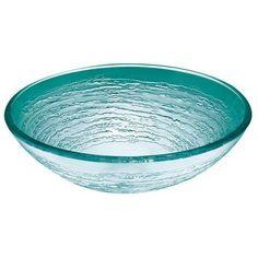 Hembry Creek Swirl Vessel Sink in Frosted Glass, Frosted White Glass Vessel Sinks, Vessel Sink Bathroom, Bathroom Faucets, Master Bathroom, Kitchen Sink, Costal Bathroom, Beach Bathrooms, Basement Bathroom, Modern Bathroom