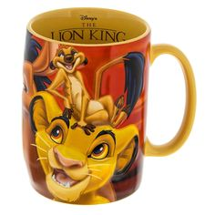 disney parks the lion king simba pumbaa and timon ceramic coffee mug n – I Love Characters Appr. 3 W W including handle) x 4 H Wash thoroughly before first use Microwave and dishwasher safe Ceramic From pet and smoke free environment New Disney World Theme Parks, Disney Parks, Disney Disney, Disney Princess, The Lion King Characters, Disney Coffee Mugs, Timon And Pumbaa, Disney Cups, Lion King Simba