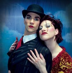 The Dresden Dolls, suprisingly.. I thought they faded into the mist a long time ago, but they are still touring.  I've enjoyed their music.