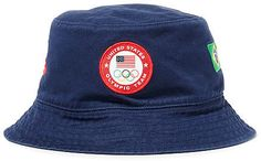 f23e7416a3d POLO RALPH LAUREN TEAM USA BUCKET HAT