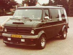 Bedford CF 250   1978