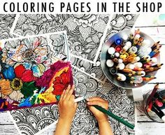 alisaburke: creativity with crayons!