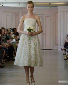 Свадебные тренды 2016: платье для самой стильной невесты — на Шопоголик