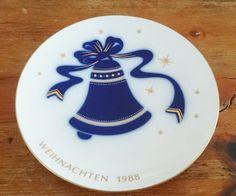 KPM Weihnachten 1988 Begrenzte Auflage German by PenelainAntiques