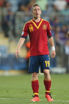 Iker Muniain of Spain National Team