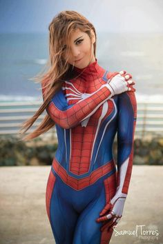 É isso que eu quero nesse jogo novo de PS4 do homem aranha Marvel Heroes, Marvel Characters, Marvel Girls, Marvel Dc, Superhero Cosplay, Spiderman Costume, Spider Women, Spiderman Girl, Amazing Spiderman
