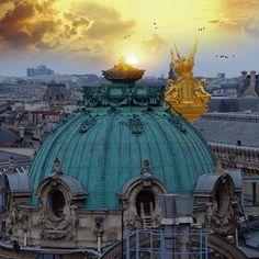 La Terrasse des Galeries Lafayette, Paris