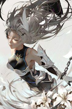 Art Anime, Anime Art Girl, Manga Girl, Manga Anime, Fantasy Character Design, Character Inspiration, Character Art, Character Concept, Anime Fantasy
