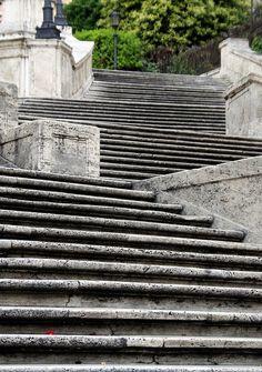 Spanish Steps, via Flickr.
