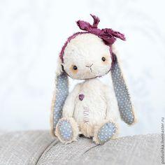 Мишки Тедди ручной работы. Ярмарка Мастеров - ручная работа Вики. Handmade.