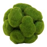 "Cyan Designs""Small Moss Sphere in Moss Green"