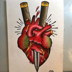 125 Top Heart Tattoo Designs of 2018 - Wild Tattoo Art