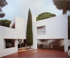 Jose Antonio Coderch, Casa Ugalde, Sant Cugat del Vallés, 1953