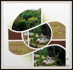 Scrapbook Templates, Decoration, Tutorials, Texture, Mini, Gardens, Pillows, Lawn, Template