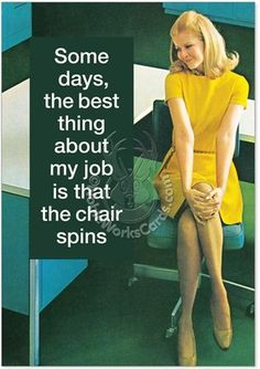 Office Humor, Career Jokes, Work Humor Swivel Chair Hilarious Photo Birthday Greeting Card Nobleworks Check more at http://worklad.co.uk/office-humor-career-jokes-work-humor-swivel-chair-hilarious-photo-birthday-greeting-card-nobleworks/