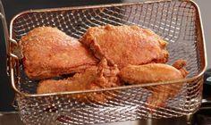 John Legend's Legendary Fried Chicken: Watch the Video at http://sodelushious.com/make/john-legends-legendary-fried-chicken/