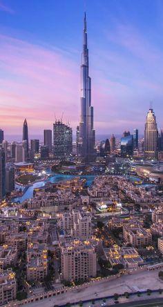 City Aesthetic, Travel Aesthetic, Best Places To Honeymoon, Living In Dubai, Dubai World, Visit Dubai, Dubai City, Dubai Travel, City Wallpaper