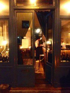 Septime restaurant in Paris
