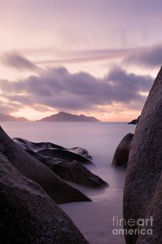 ✯ Seychelles at the End of the Day
