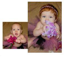 Fake baby bangs: Cute or too much?