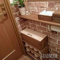 100均DIYでインテリアをセンスアップ♪簡単実例を一挙ご紹介! - Yahoo! BEAUTY Improvement Diy, Bath Furniture, Decor, Home Diy, Diy Household, Japanese Living Rooms, Diy Toilet, Bathroom Decor, Diy Home Repair