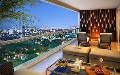 Resultado de imagem para terraços apartamentos
