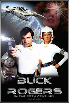 Buck Rogers In The Century Sci Fi Tv Series, Sci Fi Tv Shows, Great Tv Shows, Old Tv Shows, Buck Rodgers, Science Fiction, Tv Retro, Erin Gray, Star Trek