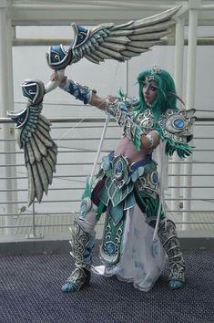 LittleJem cosplay | World of warcraft gamer girls