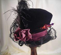 ladies mad hatter