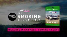 Forza Horizon 3 Smoking Tire Car Pack (Parody) https://www.youtube.com/watch?v=UgVsHeJq1EI&ab_channel=Talon%27sDiscountComedy