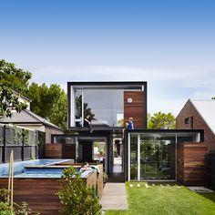 オースティンメイナードの建築家によるその家