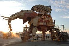 Les Machines de Nantes - Le Grand Éléphant