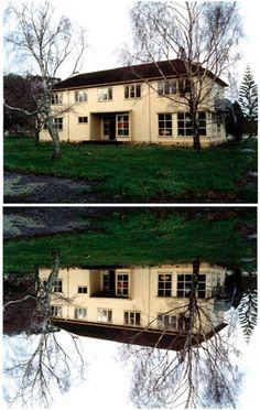 Ann Shelton, Villa Formerly Lake Alice Hospital, Wanganui, New Zealand, Photography Portfolio, Artistic Photography, Architectural Photography, Photography Ideas, New Zealand Art, Mental Health, Buildings, Portfolio Ideas, Level 3
