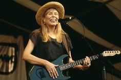 Billboard - Joni Mitchell Is 'Speaking Well' and 'Getting Better Each Day,' Conservator Says