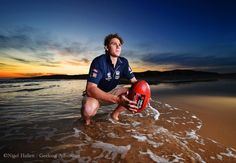 Charlie Curnow dreams of an AFL future ahead of the draft at Jan Juc beach. @charliecurnow #geelongadvertiser #afl #afldraft #pickme #picoftheday #janjucbeach #sunset #aflvictoria #geelongfalcons #top10 #brightfuture #heraldsun #beach #victoria #australia #athlete #nikontop #nikonaustralia #football #jinbei #pocketwizard #nikond4s #sky #fitness #futurestar #aflvic by nigel_hallett_pics http://ift.tt/1X8VXis
