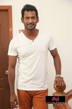 Played with Radharavi Unforgettable : Vishal