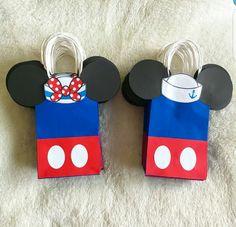 Baby's first birthday, Mickey  nautical theme