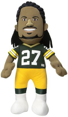 "Green Bay Packers NFL 10"" Plush Doll: Eddie Lacy Bleacher Creature"