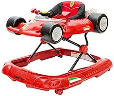 3abdacb639e0e Buy Combi Ferrari Foldable Baby Walker with Racing Wheels
