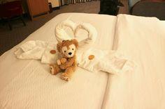 My Duffy bear. Bahamas Disney Cruise.