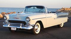 Auctions America is a leader in collector car auctions, classic auto auctions, antique car auctions and vintage car and motorcycle auctions in the United States. 1955 Chevrolet, Chevrolet Bel Air, Chevrolet Corvette, Auctions America, Convertible, 1955 Chevy, S Car, Dream Cars, Antique Cars