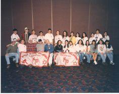 NTO BBYO REGIONAL BOARD 94 & 95 Texas And Oklahoma, Jewish History, Regional, Dallas, Board
