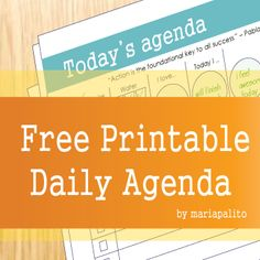Everyone needs a good to-do list, get a super cool FREE printable by MariaPalito to get organized all year long !! Via @mariapalitousa