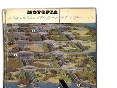 Motopia - A study in the Evolution of Urban Landscape