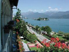 Lake Maggiore - Stresa, Italy